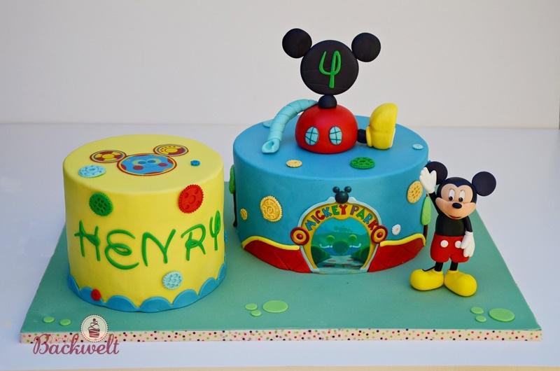 Im Moment Liebt Er Die Sendung Mickey Maus Wunderhaus. Die Kann Er Am  Liebsten Den Ganzen Tag Anschauen. :D Und Als Ich Ihn Gefragt Habe, Hat Er  Sich Die ...