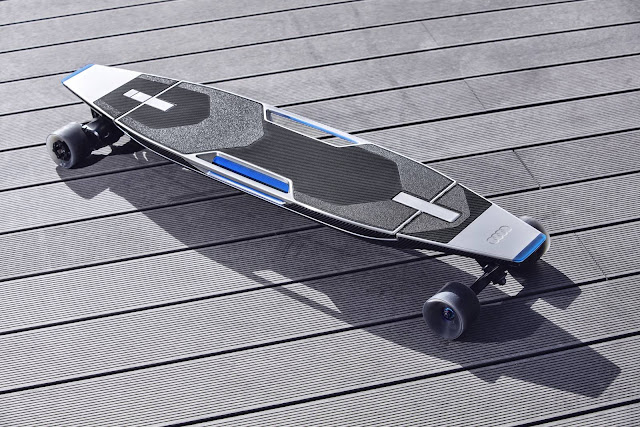 Audi Q3 com skate integrado
