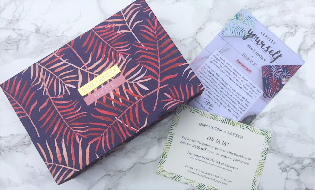 Birchbox Unboxing - February 2017