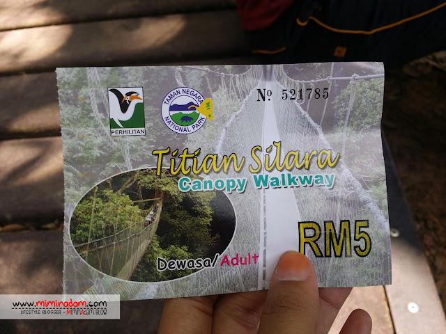 Canopy Walkkway Kuala Tahan