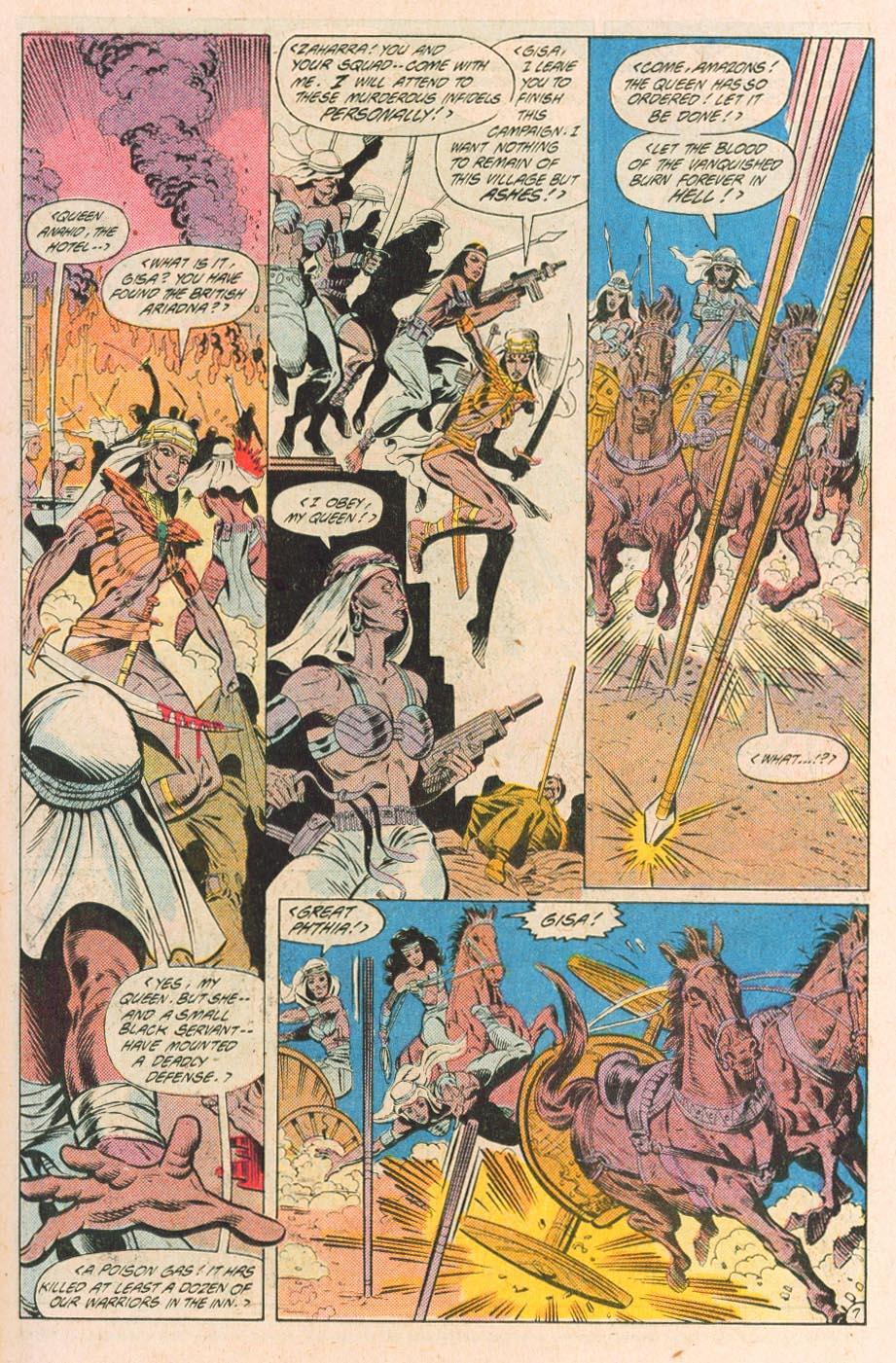 Read online Wonder Woman (1987) comic -  Issue #31 - 9