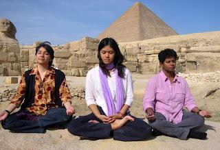 Egypt Meditation Tours