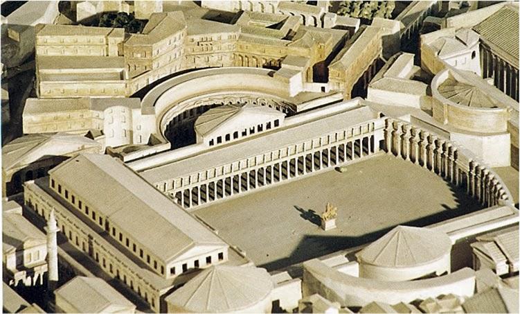 Beroemd Romeinse cultuur: Romeinse bouwkunst #GE16