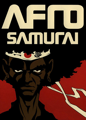 Afro Samurai [05/05] [HDL] 130MB [Sub Español] [MEGA]