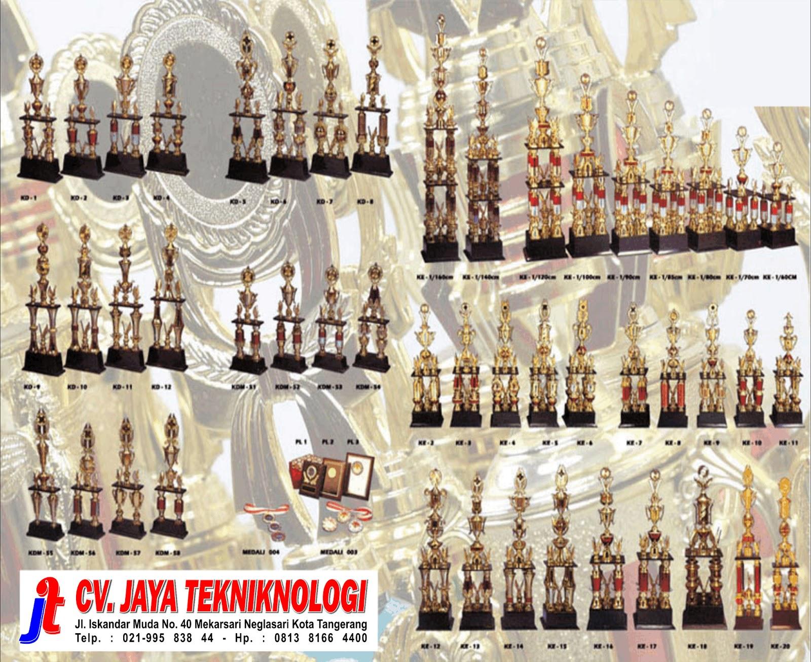 Piala Murah Dan Terlengkap Kota Tangerang Bergaransi