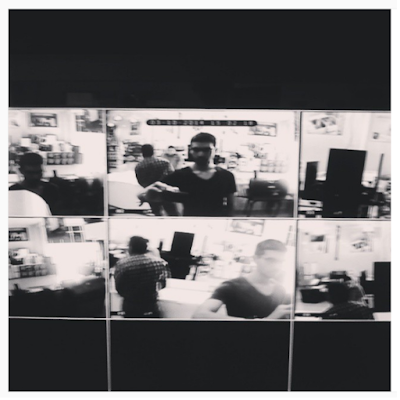 Foto en blanco y negro para Instagram