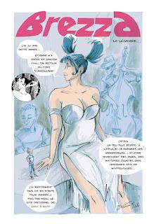 Brezza, La Légende, Page 1