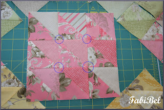Patchwork - Sewing fabric pieces