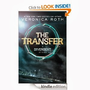 The Transfer - Divergent prequel from Four's perspective