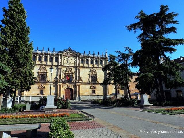 Universidad, Colegio Mayor de San Ildefonso, Alcalá de Henares