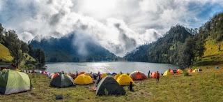 Paket Camping Gunung Bromo Ranu Kumbolo 3 Hari 2 Malam