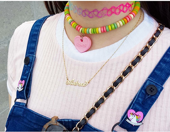 Pastel Goth Chokers