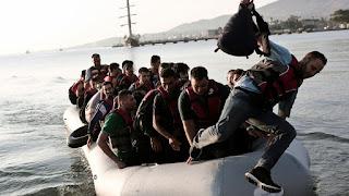BOMBE A RETARDEMENT  ? 70% des migrants sont des hommes jeunes