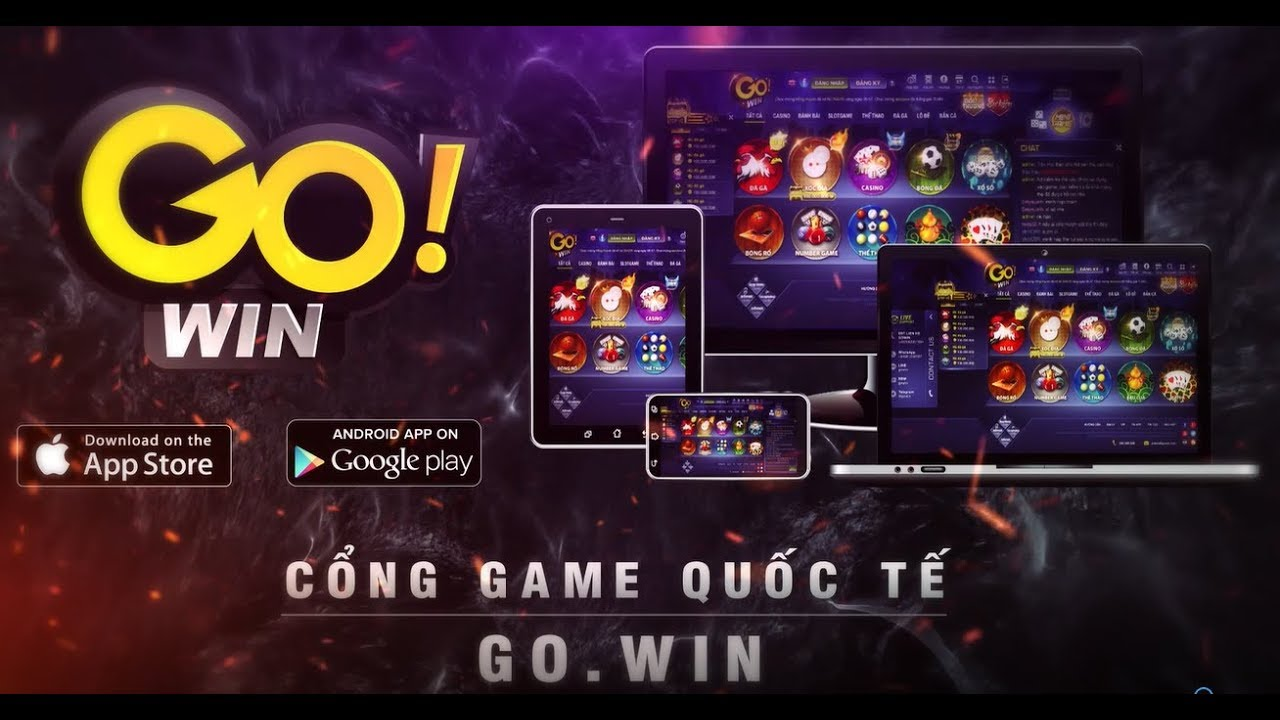 Hướng dẫn tải và đăng nhập cổng game Gowin, Fanvip, Ngonclub