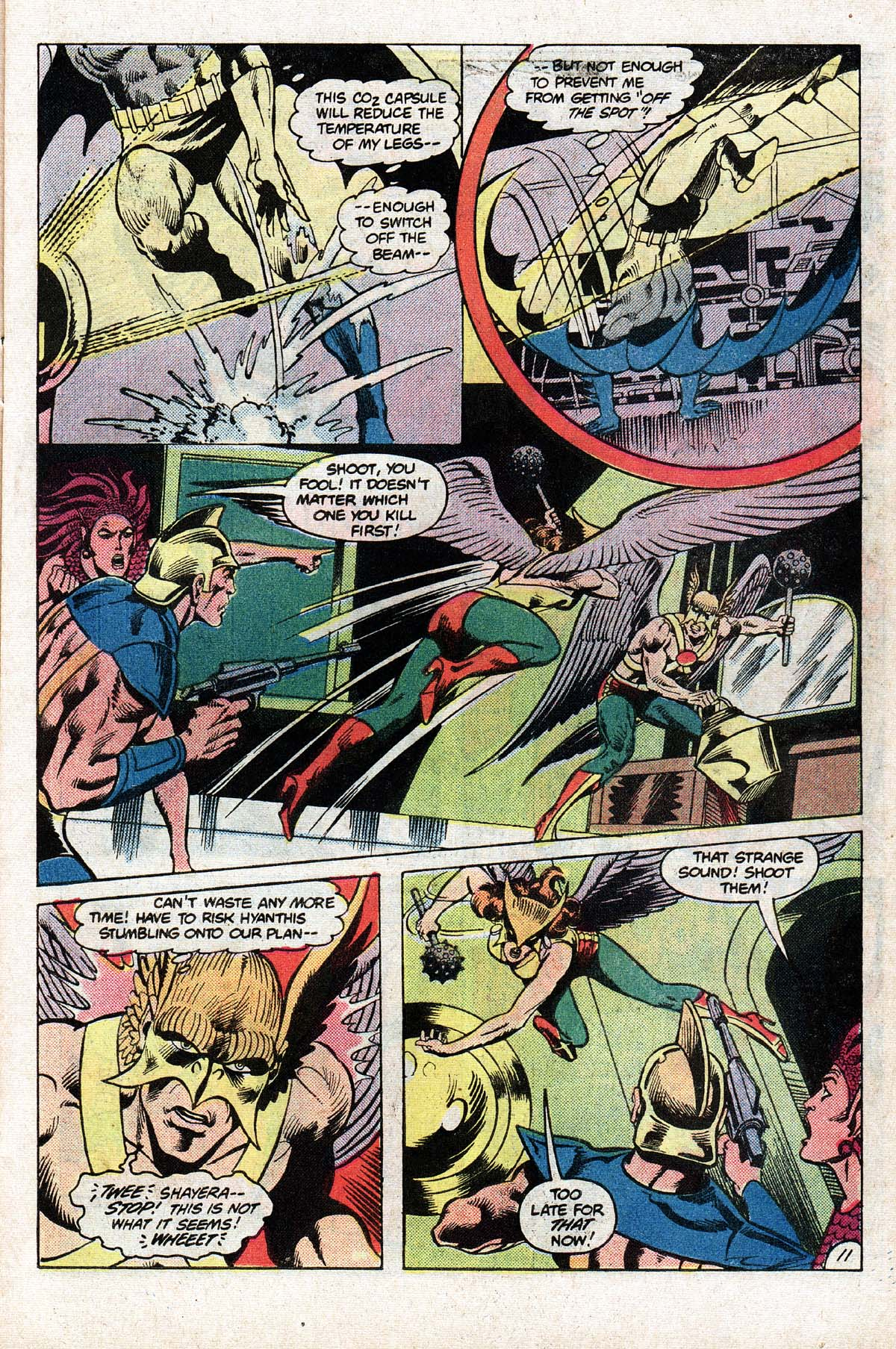 Read online World's Finest Comics comic -  Issue #278 - 12
