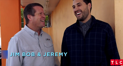 Jim Bob Duggar and Jeremy Vuolo