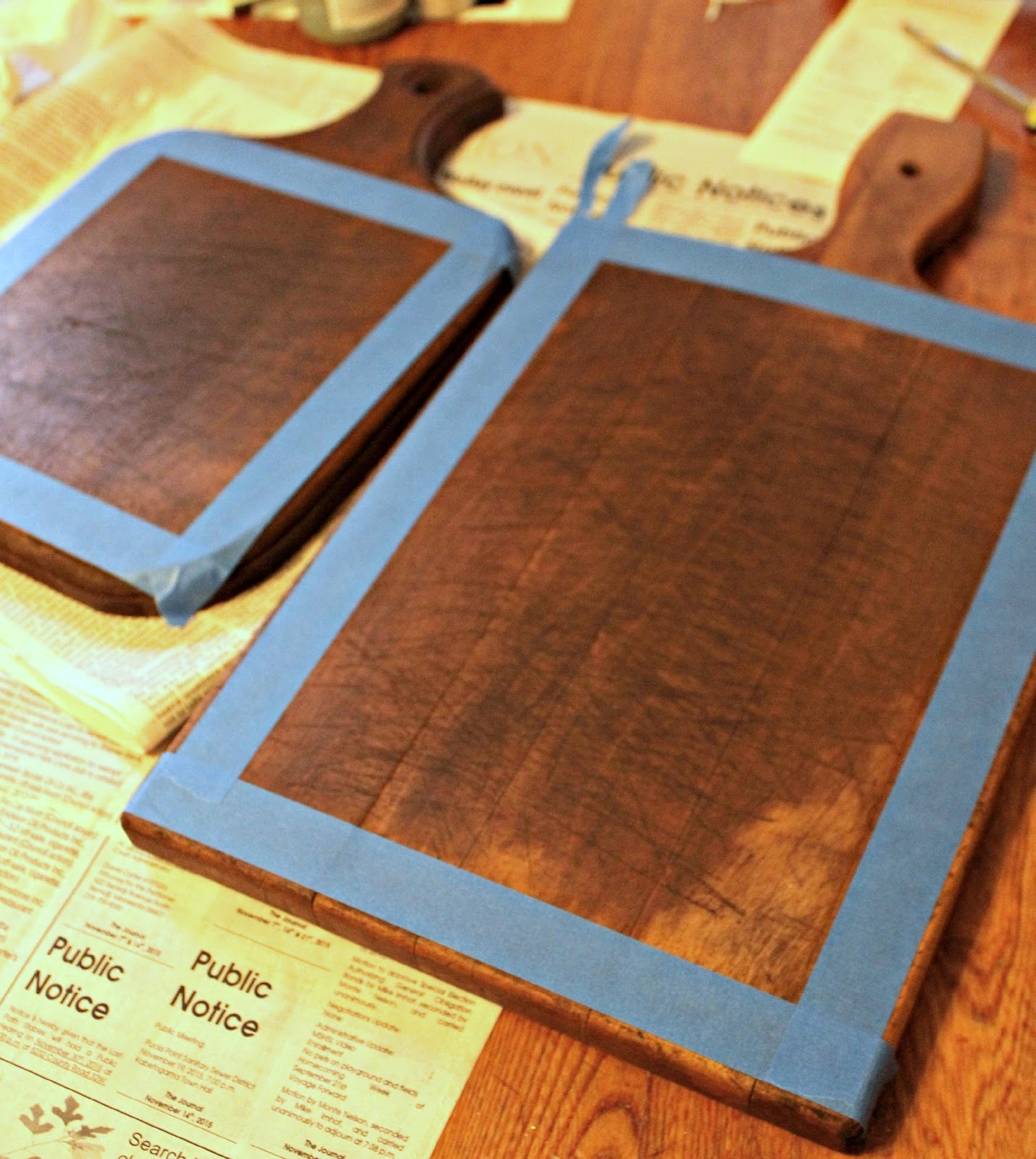 I Use This Cutting Board Periodically Thrift Shop Makeovers Make Great Christmas Gifts
