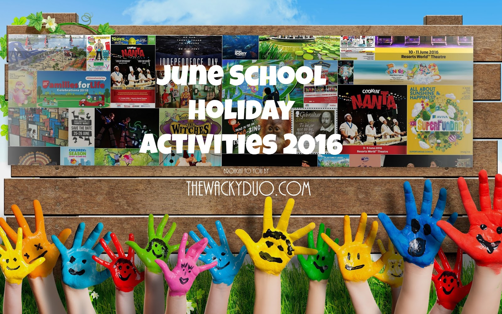 June School Holidays Activities For Kids And Families