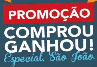 Promoção Rede Uze São João 2017 Comprou Ganou Margarina Grátis