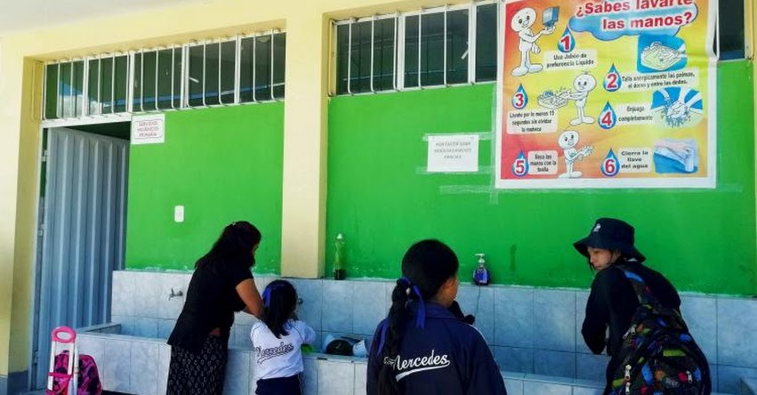 SUNASS orienta proyectos educativos para ahorrar agua potable - www.sunass.gob.pe