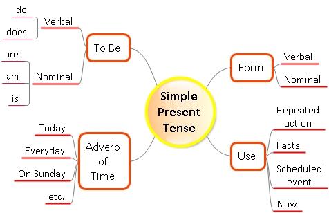 Dimensi Bahasa Inggris | Simple Present Tense