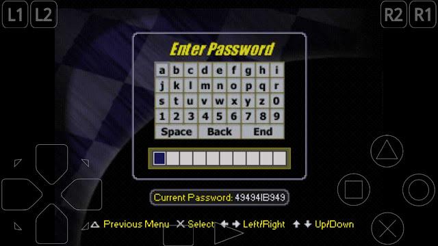 password membuka semua mobil nascar rumble