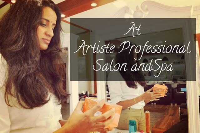 EXPERIENCE: Artiste Spa and Salon, Bangalore image