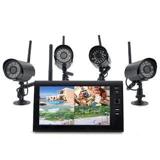 безжични камери