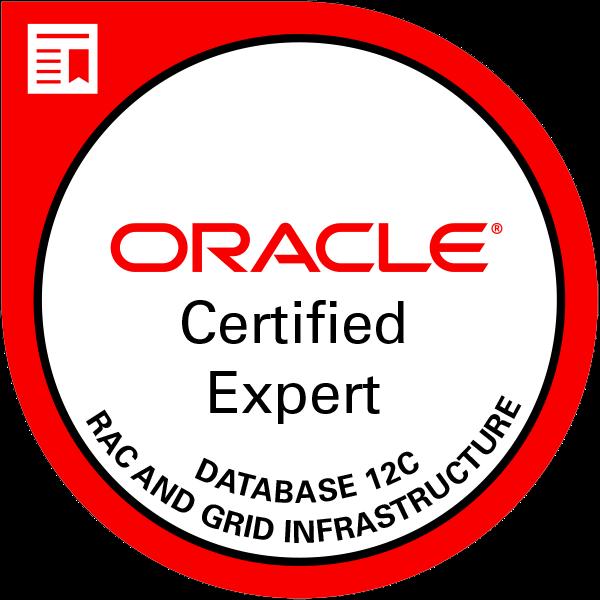 Oracle 12c OCE