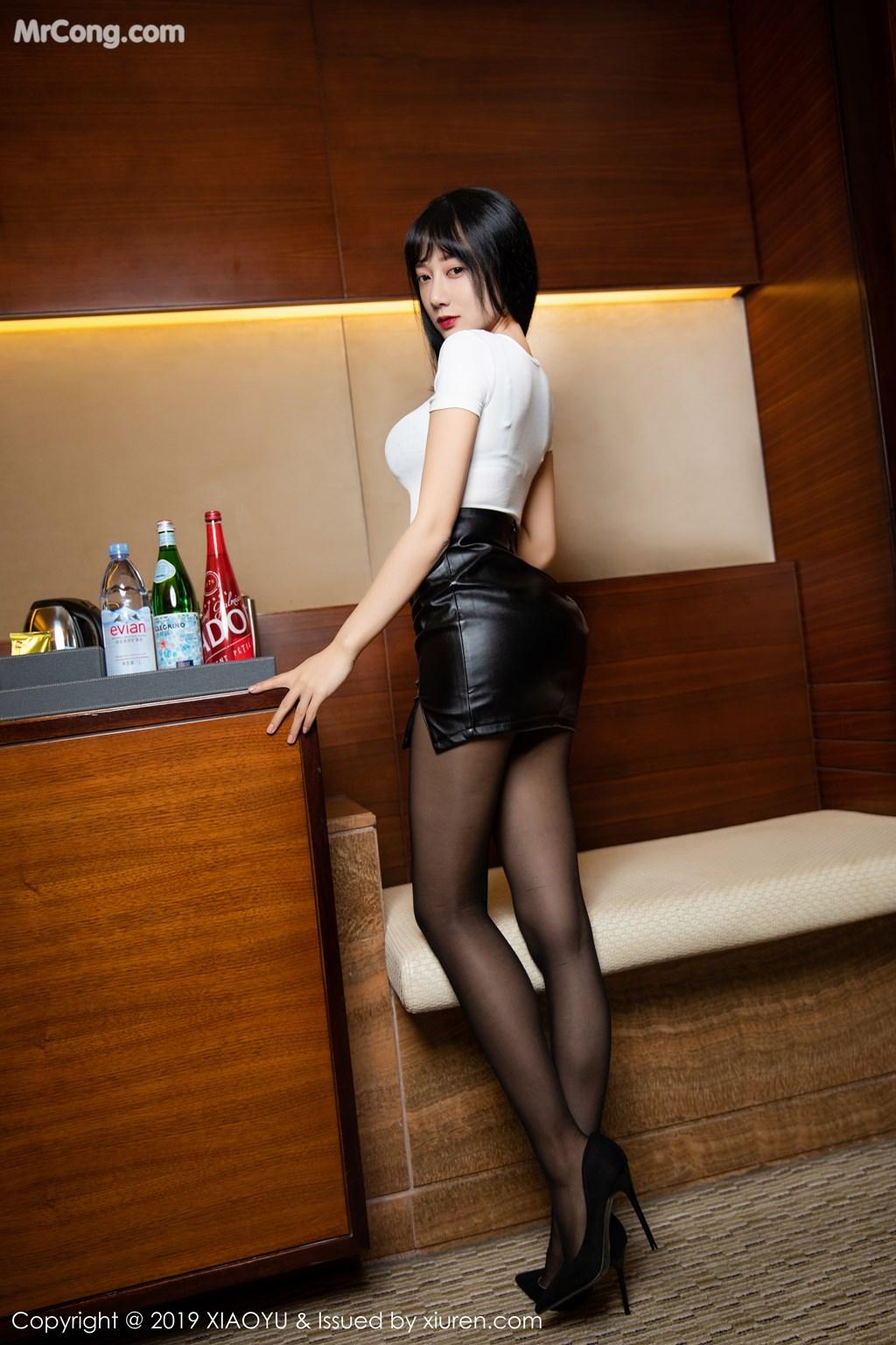 Image XiaoYu-Vol.092-He-Jia-Ying-MrCong.com-009 in post XiaoYu Vol.092: He Jia Ying (何嘉颖) (74 ảnh)