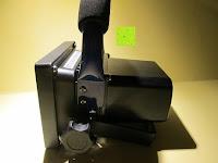 Seite: as - Schwabe Chip-LED-Akku-Strahler 10 W, geeignet für Außenbereich, Gewerbe, blau, 46971
