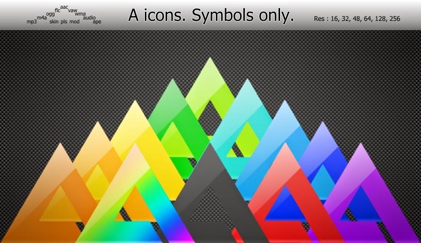 Ilko S Blog Aimp Icon Pack A