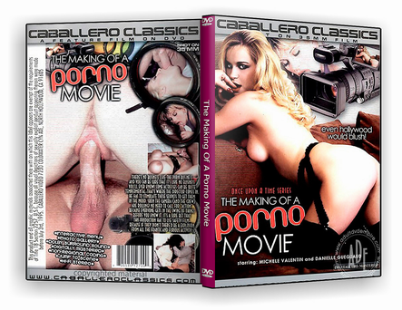 CAPA DVD – Making Of A Porno Movie xxx 2019 – ISO