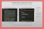 CSS Beautifier Tool Untuk Merapihkan CSS Yang Berantakan