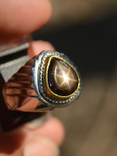 star sapphire corundum