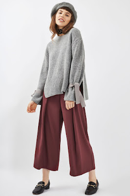 Classic but Not Old dengan Cropped Wide Leg