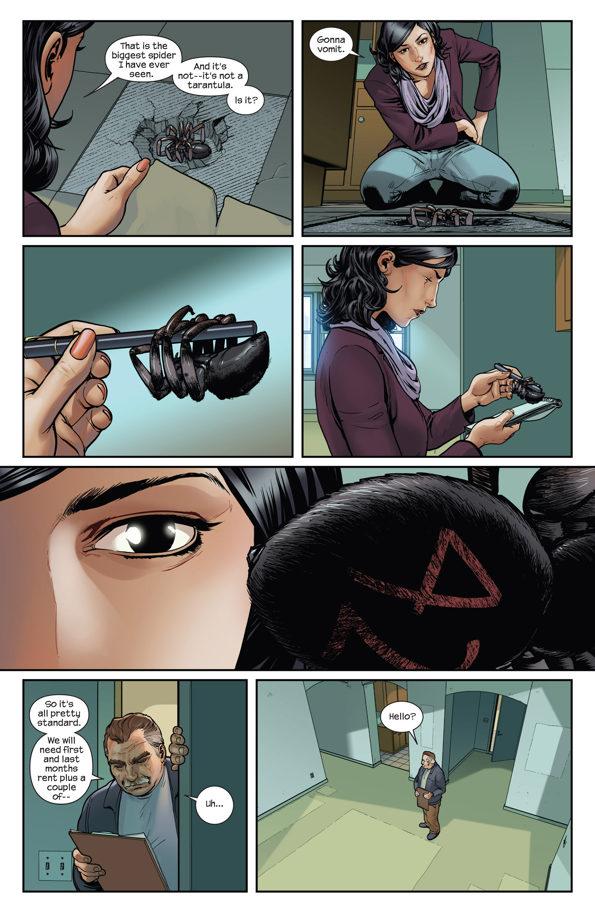 Read online Ultimate Comics Spider-Man (2011) comic -  Issue #16.1 - 10