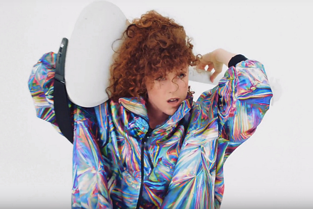 Video: Kiesza - Dearly Beloved