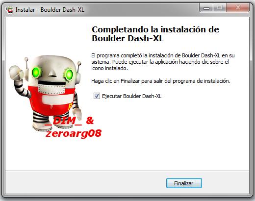 Boulder Dash XL [PC Full] Español 2011 [Pocos Recursos] 1 Link