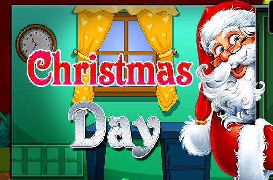 Play NSREscapeGames Christmas Day 1