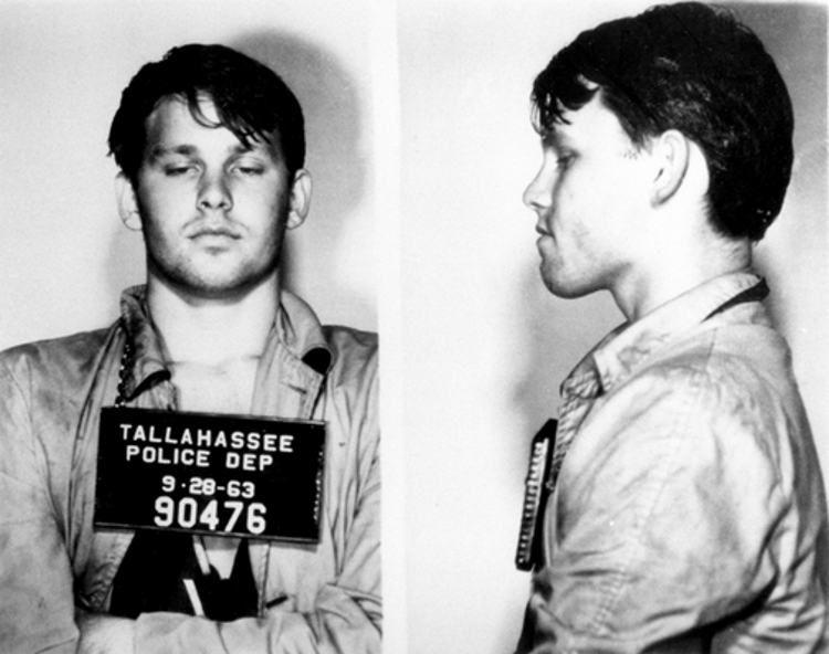 Jim Morrison Mugshot, 1963 | BlueisKewl
