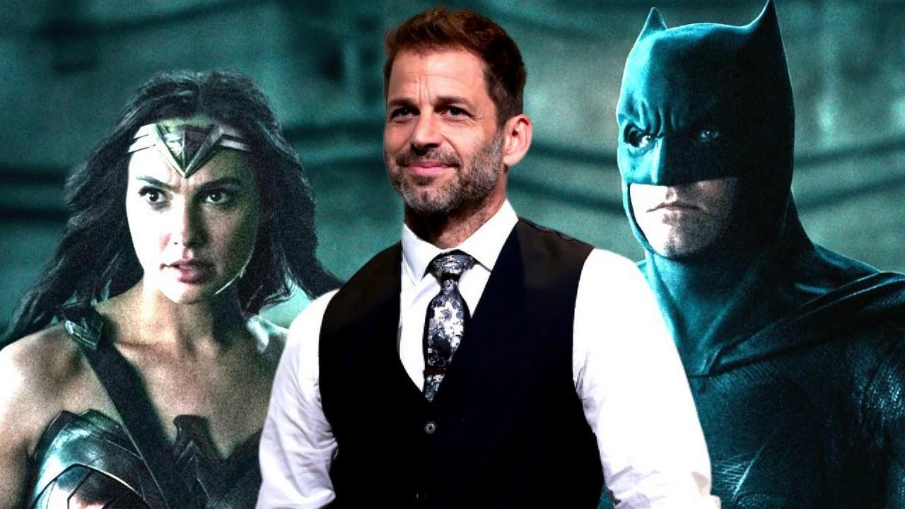 Liga da Justiça: Nova imagem do 'Snyder Cut' mostra experimento com a Caixa Materna
