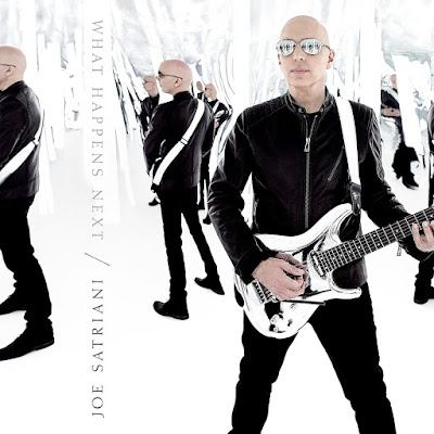 What Happens Next Joe Satriani Album