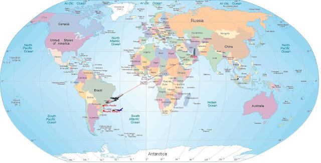 Onde fica Dubai, nos Emirados Árabes