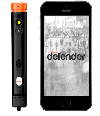 Defender smart personal protection system