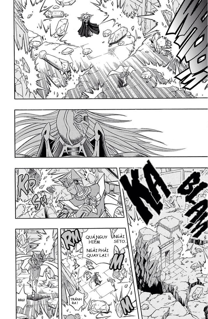YUGI-OH! chap 330 - thần bảo hộ trang 5