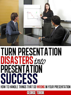 How to Handle Things that go Wrong in Your Presentation