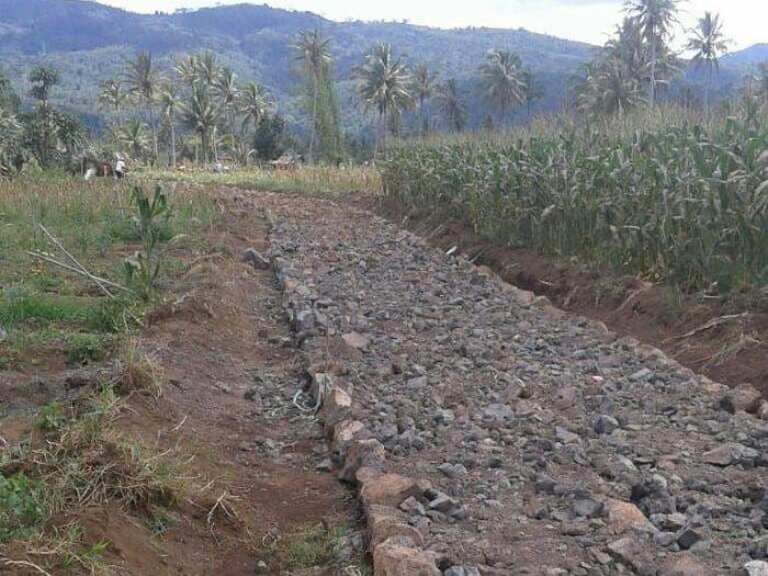Desa Perbo Prioritaskan Pembangun Jalan dan Saluran Irigasi