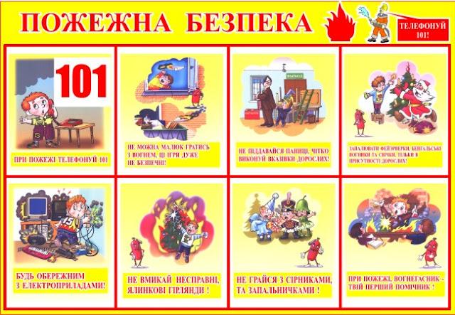 Картинки по запросу правила поведінки під час пожежі для дітей