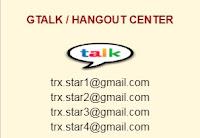 Cara Transaksi Isi Pulsa Via Gtalk Hangouts Star Pulsa